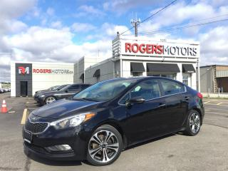 Used 2015 Kia Forte EX GDI - HTD SEATS - REVERSE CAM for sale in Oakville, ON