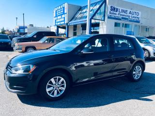 Used 2015 Volkswagen Golf 1.8 TSI Comfortline ALLOYS|BLUETOOTH|HEATED SEATS|CERTIFIED for sale in Concord, ON