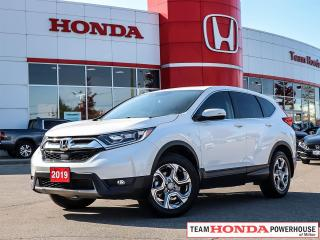 Used 2019 Honda CR-V EX for sale in Milton, ON