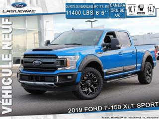 Used 2019 Ford F-150 XLT 4WD SUPERCREW 6.5' BOX for sale in Victoriaville, QC