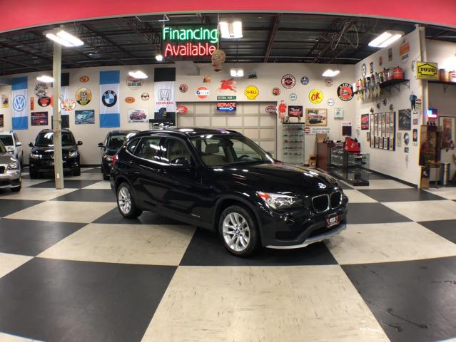 2015 BMW X1 XDRIVE AUT0 AWD LEATHER PANO/ROOF P/SEAT 67K