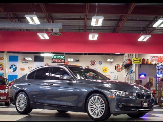 2015 BMW 3 Series 320I X DRIVE LUXUY   PREMIUM PKG AUT0 SUNROOF 97K