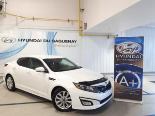 Used 2015 Kia Optima EX/MAGS/CUIR GARANTIE 2020 for sale in Jonquière, QC
