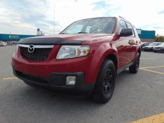 Used 2009 Mazda Tribute Traction avant, 4 cyl. en ligne, boîte m for sale in St-Eustache, QC