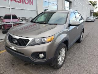 Used 2011 Kia Sorento Cuir, Bluetooth, Sieges chauffants for sale in Montréal, QC