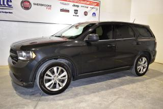 Used 2011 Dodge Durango AWD Bluetooth+confort et espace for sale in Sherbrooke, QC