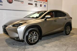 Used 2017 Lexus NX 200t AWD Navigation+toit+Fiabilité for sale in Sherbrooke, QC