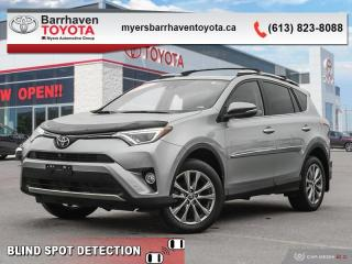 Used 2016 Toyota RAV4 Limited  - Navigation -  Sunroof - $189 B/W for sale in Ottawa, ON