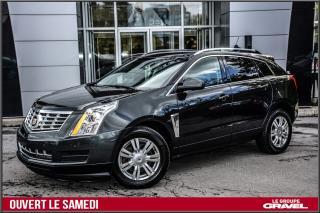 Used 2016 Cadillac SRX Luxury Collection toit ouvrant - démarreur for sale in Ile-des-Soeurs, QC