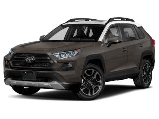 Used 2019 Toyota RAV4 TRAIL for sale in Fredericton, NB