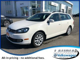Used 2013 Volkswagen Golf Wagon Comfortline TDI Auto for sale in PORT HOPE, ON