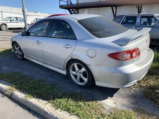 Used 2004 Mazda MAZDA6 VENDU VENDU for sale in Pointe-Aux-Trembles, QC