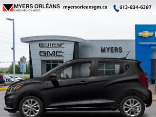 Used 2019 Chevrolet Spark 1LT  - OnStar - Rearview Camera for sale in Orleans, ON