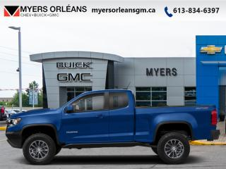 Used 2019 Chevrolet Colorado - Navigation - Heated Seats for sale in Orleans, ON