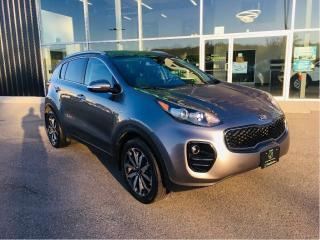 Used 2017 Kia Sportage New front and rear brakes! Heated Seats, AWD for sale in Ingersoll, ON
