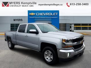 Used 2017 Chevrolet Silverado 1500 LT  PRICED LIKE ITS CHRISTMAS!! HAS SOME DENTS AND SCRATCHES GET A BARGAIN ! for sale in Kemptville, ON