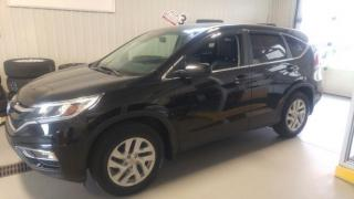 Used 2016 Honda CR-V EX-L AWD for sale in Gatineau, QC