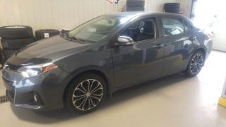 Used 2016 Toyota Corolla S for sale in Gatineau, QC