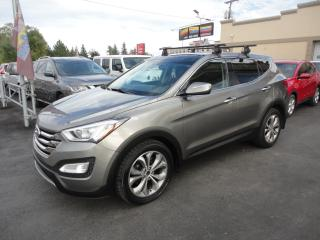 Used 2013 Hyundai Santa Fe Sport 2.0T AWD Cuir Toit Pano Camera Mags for sale in Laval, QC