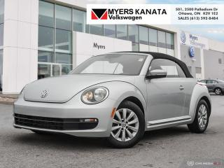 Used 2013 Volkswagen Beetle Convertible Comfortline 2.5L 6sp at Tip for sale in Kanata, ON