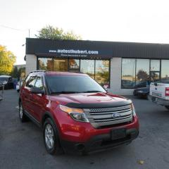 Used 2011 Ford Explorer ** UNE AUBAINE // JAMAIS ACCIDENTÉ ** for sale in St-Hubert, QC