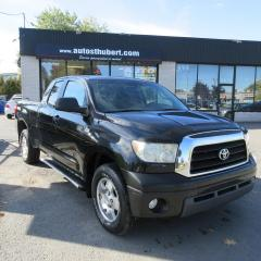 Used 2007 Toyota Tundra TRD SR5 V8 4WD ** 1 PROPRIÉTAIRE/JAMAIS for sale in St-Hubert, QC