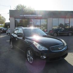 Used 2012 Infiniti EX35 AWD **TRÈS PROPRE** for sale in St-Hubert, QC