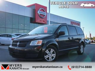 Used 2010 Dodge Grand Caravan SE  -  Power Windows for sale in Kanata, ON