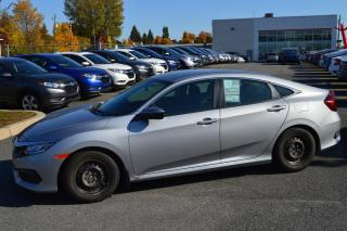 Used 2017 Honda Civic LX ***kilométrage certifié*** for sale in Longueuil, QC