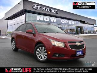 Used 2011 Chevrolet Cruze LT Turbo w/1SA for sale in Nepean, ON