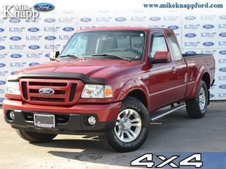 Used 2011 Ford Ranger - Low Mileage for sale in Welland, ON