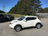 Photo of White 2014 Nissan Juke