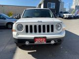Photo of White 2012 Jeep Patriot