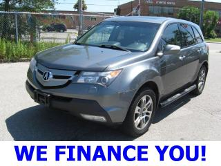 Used 2008 Acura MDX Tech/Pwr Tail Gate for sale in Toronto, ON