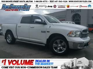 Used 2013 RAM 1500 BIG HORN | BUCKETS | HEMI | CAM | 8.4 & MORE!!! for sale in Milton, ON