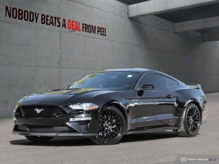 Used 2019 Ford Mustang GT*Spoiler*Brembos*Air Splitter*Performance* for sale in Mississauga, ON