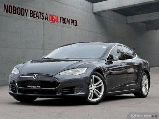 Used 2015 Tesla Model S 70D, Autopilot, Roof, Summon, Subzero, EV for sale in Mississauga, ON