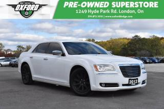 Used 2012 Chrysler 300 Limited - Low Kms, Panoramic Roof, Sport Exhaust for sale in London, ON