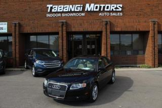 Used 2006 Audi A4 SUNROOF I HEATED SEATS I KEYLESS ENTRY I POWER OPTIONS for sale in Mississauga, ON