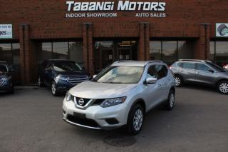 Used 2015 Nissan Rogue AWD | REAR CAM I KEYLESS ENTRY I CRUISE I POWER OPTIONS I BT for sale in Mississauga, ON