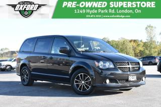Used 2018 Dodge Grand Caravan GT - Roof Rack, Power Rear Hatch, Backup for sale in London, ON