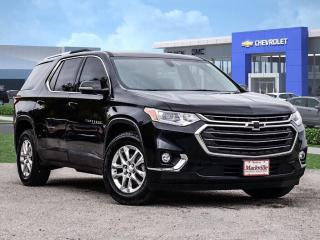 Used 2018 Chevrolet Traverse JET Black for sale in Markham, ON