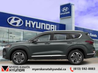 Used 2019 Hyundai Santa Fe 2.0T Luxury AWD  - $233 B/W for sale in Kanata, ON