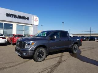Used 2018 Nissan Titan Pro-4X for sale in Lethbridge, AB