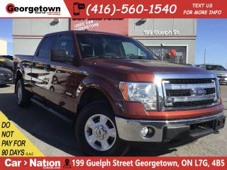 Used 2014 Ford F-150 XLT | 3.5L V6 | 4X4 | SIDE TUBES | FOGS | CHROME for sale in Georgetown, ON