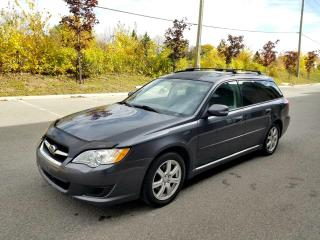 Used 2009 Subaru Legacy *Rare, financement dispo* AWD manuelle A for sale in St-Eustache, QC