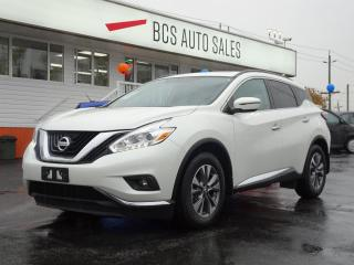 Used 2017 Nissan Murano SV Edition, Navigation, panoramic Sunroof, Low Kms for sale in Vancouver, BC