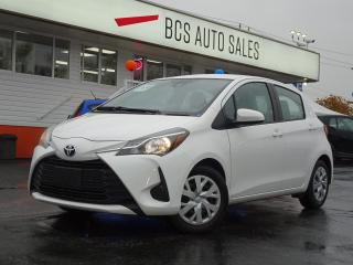 Used 2018 Toyota Yaris Pre-Collision, Lane Departure Warning, Bluetooth for sale in Vancouver, BC