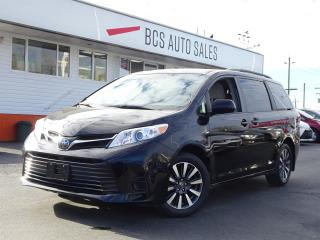 Used 2018 Toyota Sienna Power Slide Doors, All Wheel Drive, Low Kms for sale in Vancouver, BC