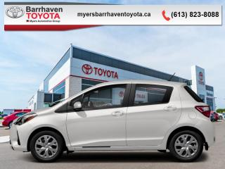 Used 2018 Toyota Yaris LE 5dr Hatch Manual  - Heated Seats - $115 B/W for sale in Ottawa, ON